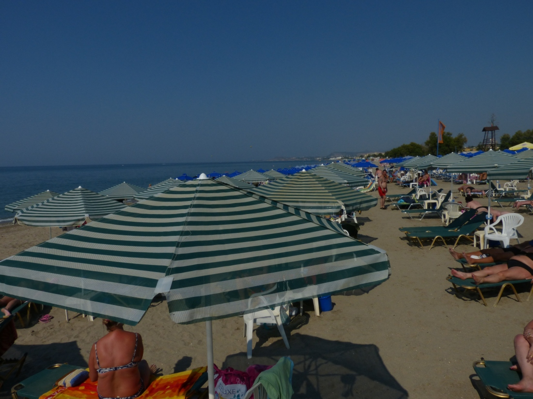 Platanes Beach, Rethymnon